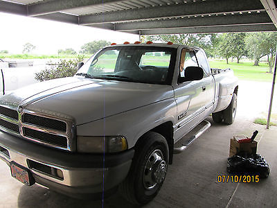 Dodge : Ram 3500 Custom Quad Cab Pickup 2-Door 2000 dodge ram 3500 extended quad cab