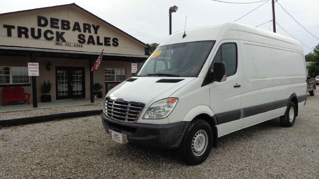 Mercedes benz sprinter 0 cars for sale for 2010 mercedes benz sprinter for sale