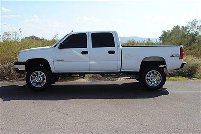 Chevrolet : Silverado 1500 Crew Cab 156.0