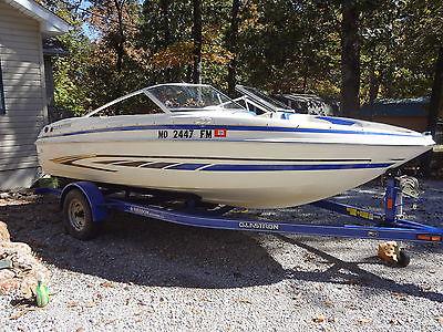 2008 Glastron MX175 Boat