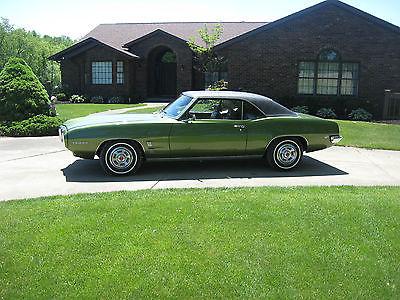 Pontiac : Firebird 1969 pontiac firebird