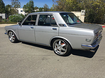 Datsun : Other 4 DOOR DATSUN 510 SHOW CAR MUST SEE VG30 V6 CONVERSION ROCKETSHIP SSS