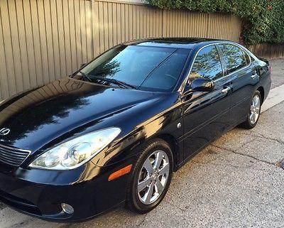 Lexus : ES 350 BLACK DIAMOND EDITION 2006 Lexus Es 330 Black Diamond Edition