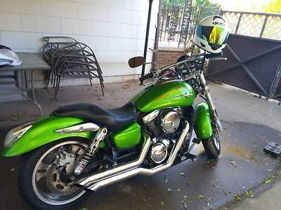 2004 Kawasaki Vulcan 1600 Mean Streak Motorcycles For Sale