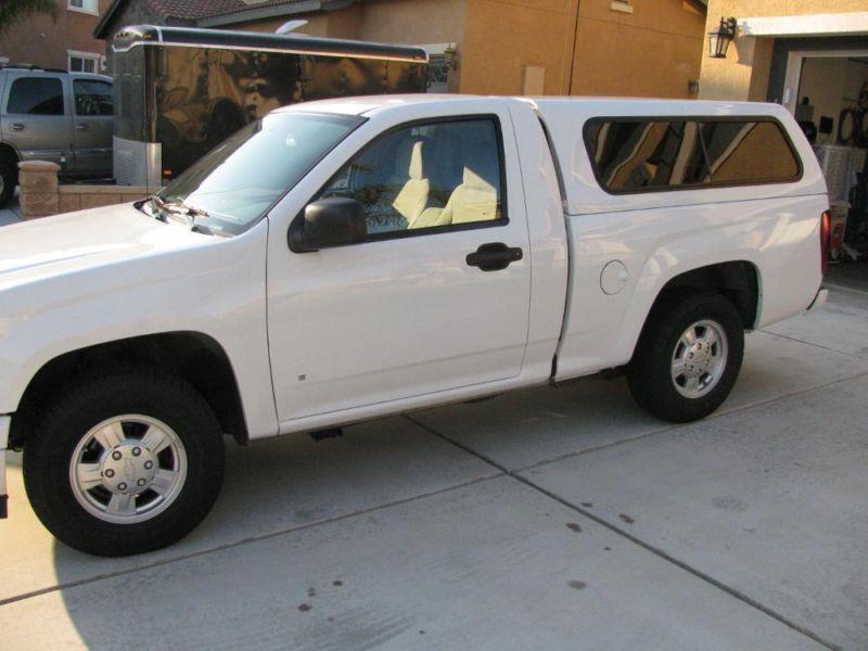 2007 Chevrolet Colorado 2.9l 70k miles