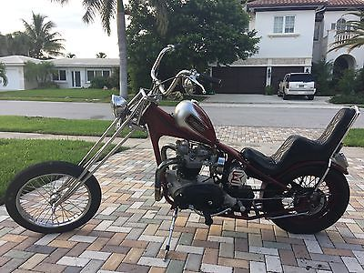 Triumph Chopper Motorcycles For Sale