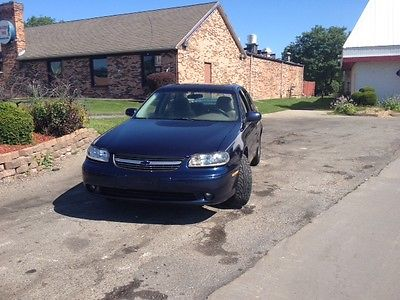 Chevrolet : Malibu LS 2001 chevy malibu with 109 700 miles on it i am including new ohtsu all season