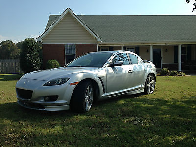 Mazda : RX-8 Grand Touring 2004 mazda rx 8 base coupe 4 door 1.3 l