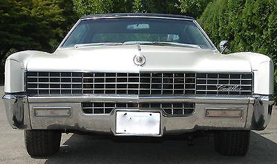Cadillac : Eldorado Base Hardtop 2-Door 1967 cadillac eldorado base hardtop 2 door 7.0 l