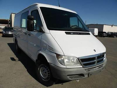 Dodge : Sprinter 2500 140 WB 3dr Ext Van 2004 dodge sprinter cargo