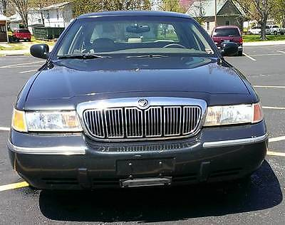 Mercury : Grand Marquis LS 1999 mercury grand marquis ls very nice leather fully loaded