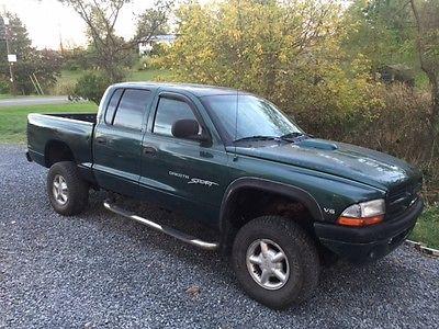 2000 Dodge Dakota 4x4 Cars for sale