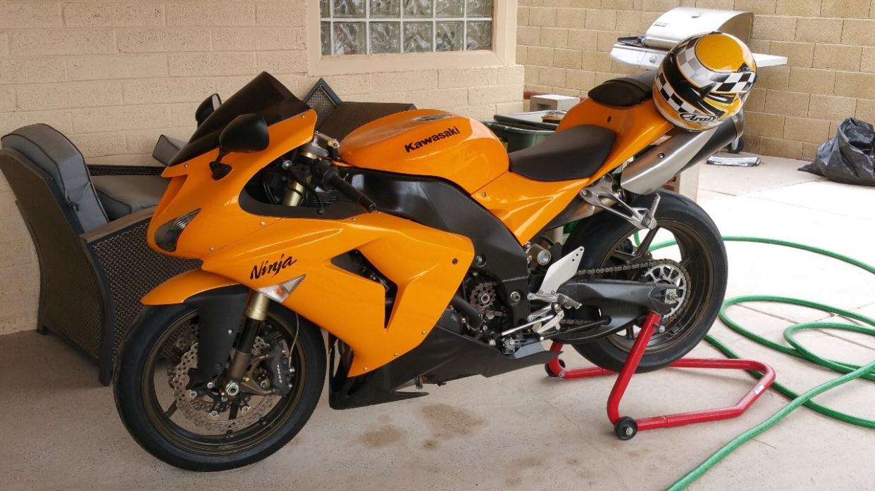 2006 Kawasaki Ninja 1400 Motorcycles for sale