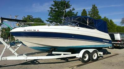 **LIMITED** 1994 Four Winn 235 Sundowner W/454HP OMC Cobra 7.4L
