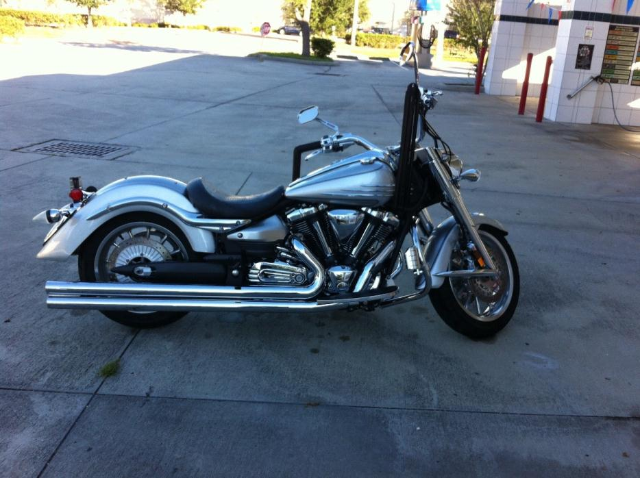 2009 yamaha stratoliner motorcycles for sale in orlando for Yamaha motorcycle for sale florida