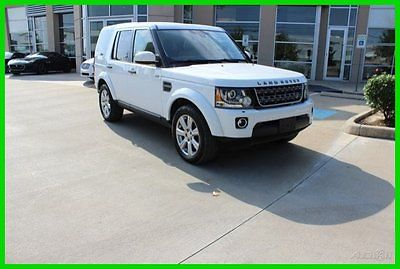 Land Rover : LR4 Certified 2014 used certified 3 l v 6 24 v automatic 4 x 4 suv premium