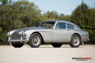 Aston Martin : Other MKIII Sports Saloon 1958 aston martin db mkiii matching s originally factory black garage find