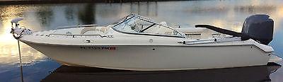 19' 2008 Key West 186DC speedboat with Yamaha 150 HP four stroke