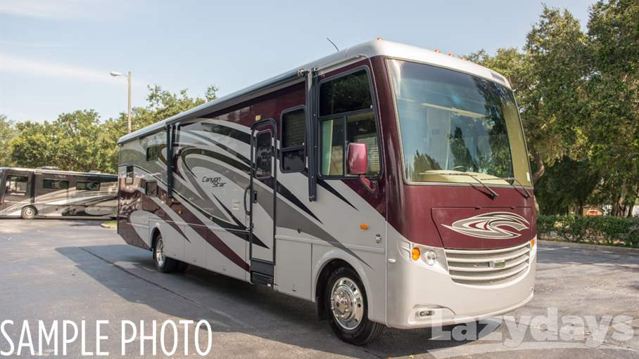 2002 Newmar Mountain Aire 3781