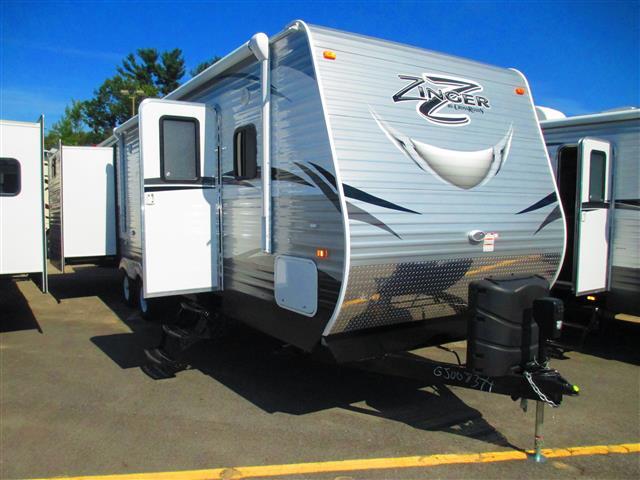 2012 Crossroads Zinger ZT26BL