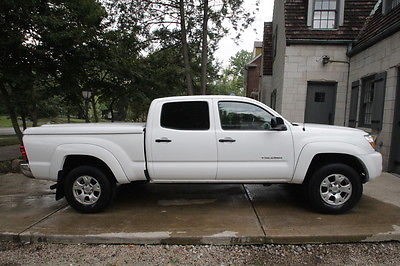 toyota tacoma 4 door cars for sale in ohio. Black Bedroom Furniture Sets. Home Design Ideas