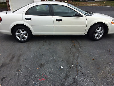 Dodge : Stratus SE 2004 dodge stratus se very clean inspected needs a little work