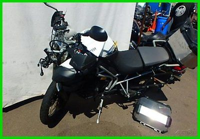 Triumph : Tiger 2012 triumph motorcycle tiger 800 used
