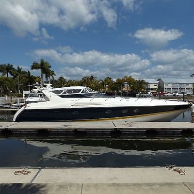 1996 Sunseeker Camargue 55 - Stunning - Twin Detroits - Lowest Price Anywhere!!