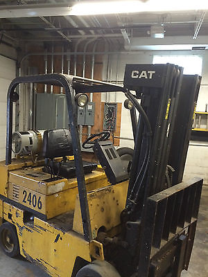 Caterpillar Fork Lift Truck