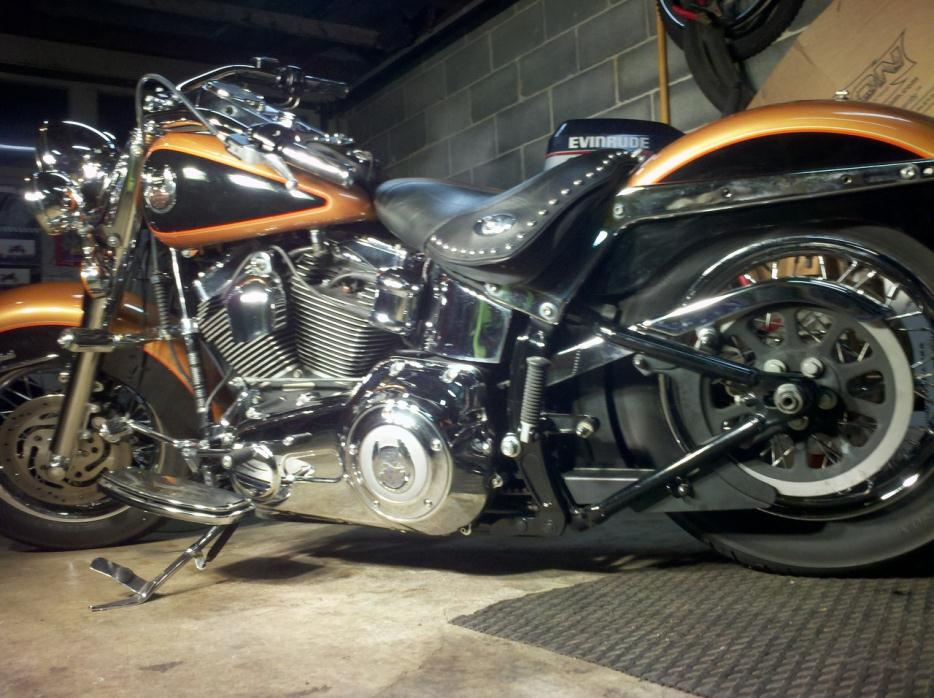 2012 Harley-Davidson Electra Glide Classic