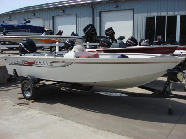 2010 Lowe F165