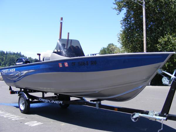 2010 Crestliner 16 Kodiak