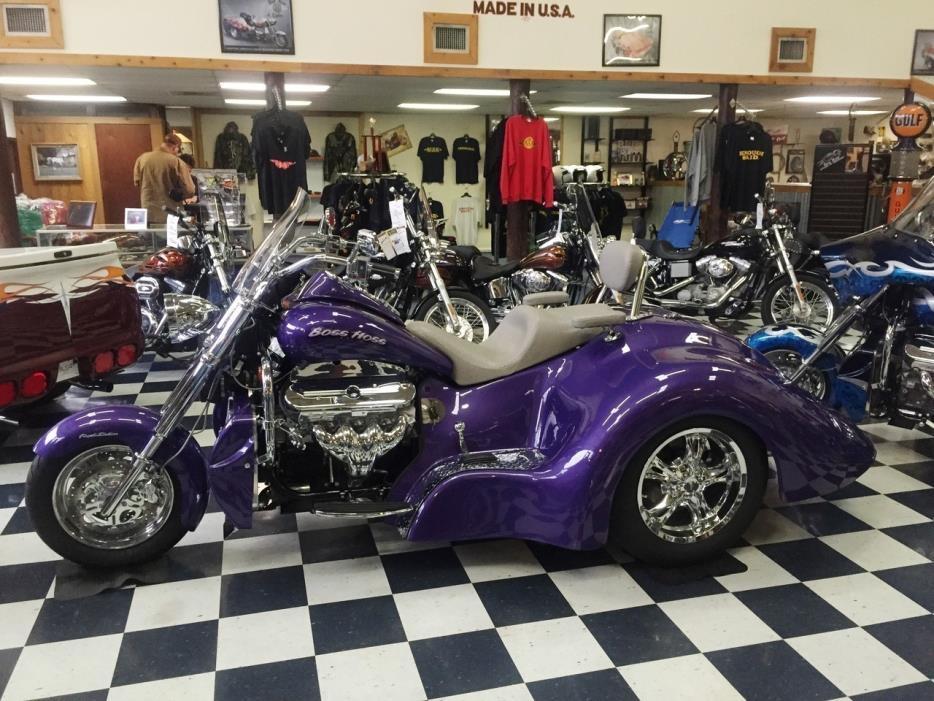 Boss Hoss Gangsta Motorcycles For Sale