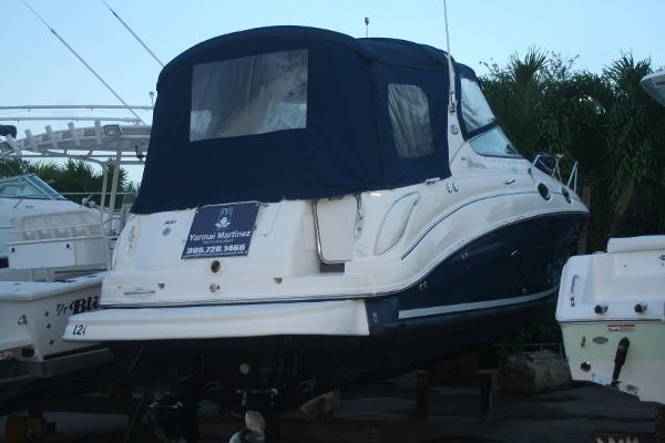 2008 Sea Ray Sundancer 280
