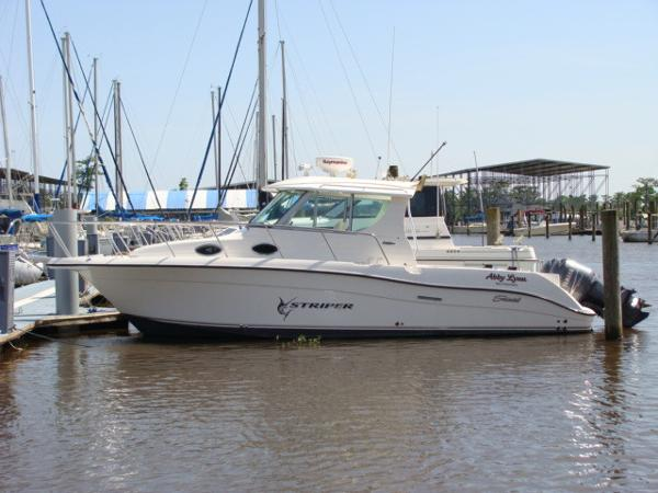 2006 Seaswirl Striper 2901 Hardtop