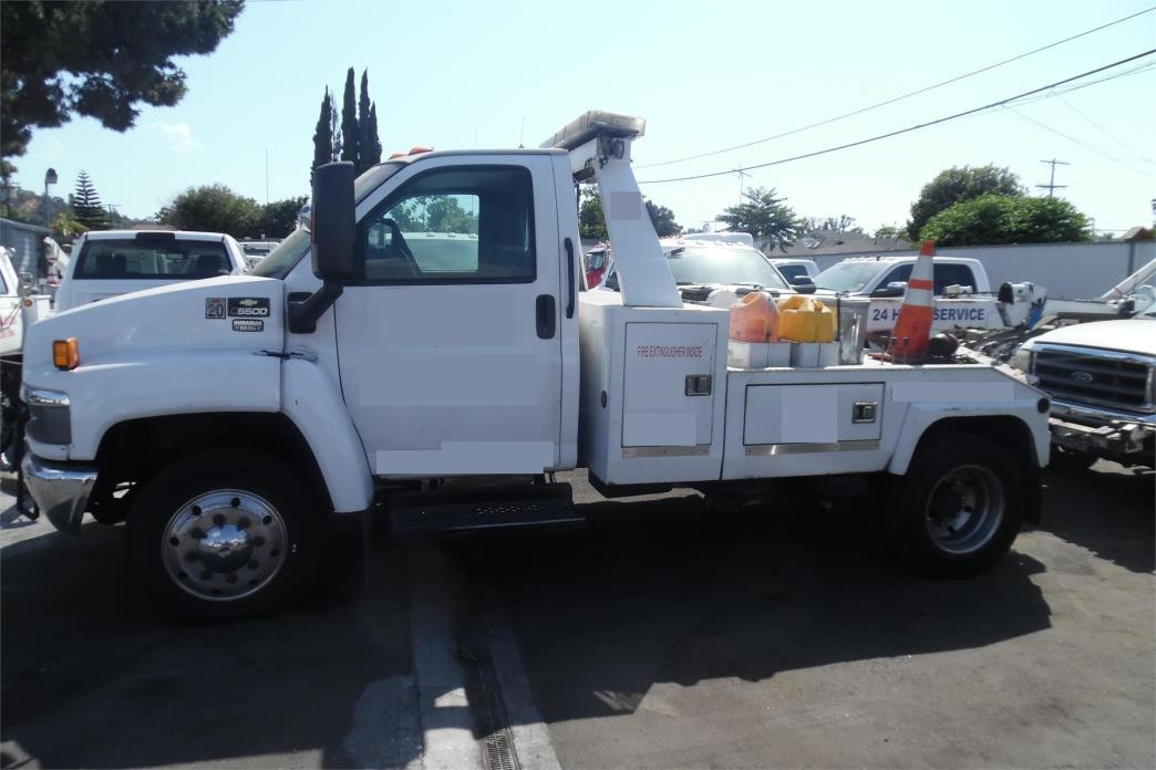 Chevrolet C5500 Cars For Sale In California