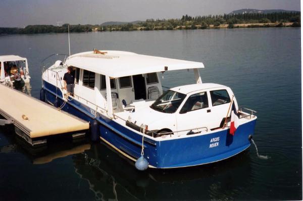 1989 Vulcain bleu brument