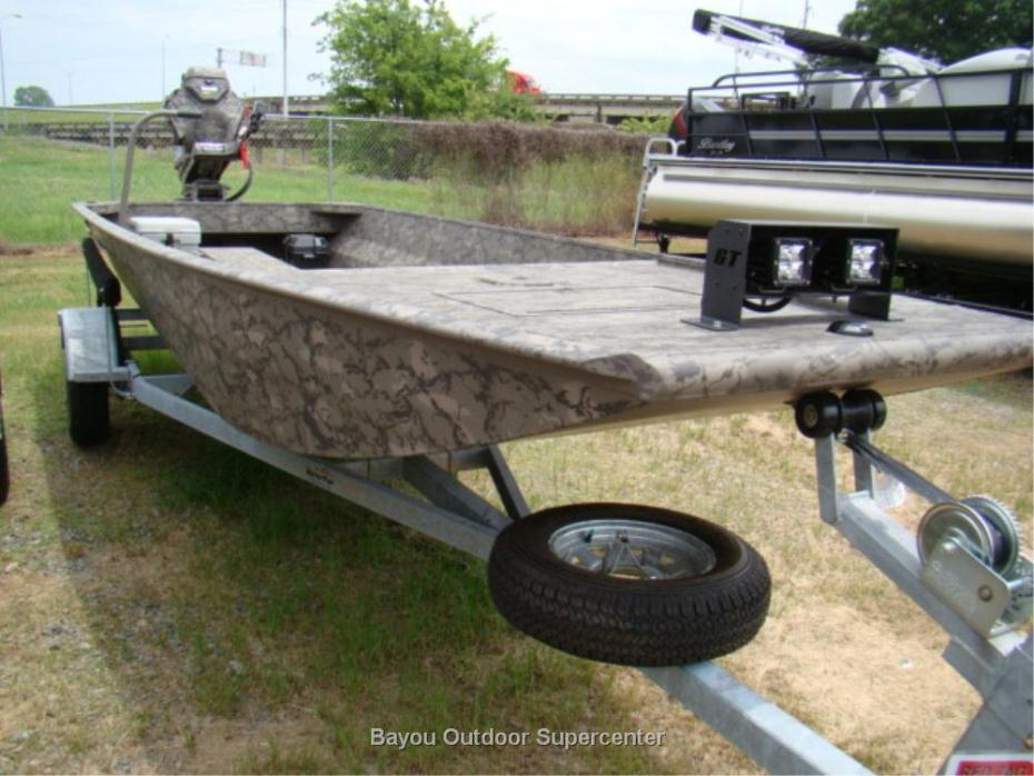 2016 GATOR TAIL GTB 1848 Extreme Boat Package w/GTR 37 HP EFI L (Gator