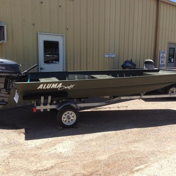 2016 Alumacraft MV 1648 15
