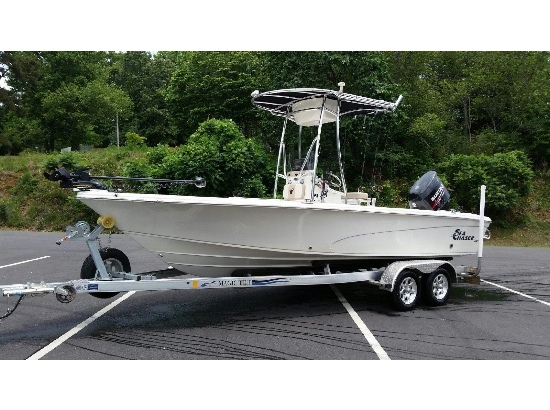 2015 Carolina Skiff Sea Chaser 21LX