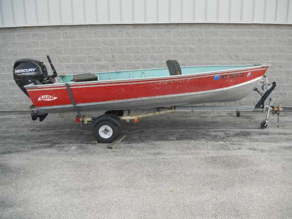 Lund S 14 Boats for sale