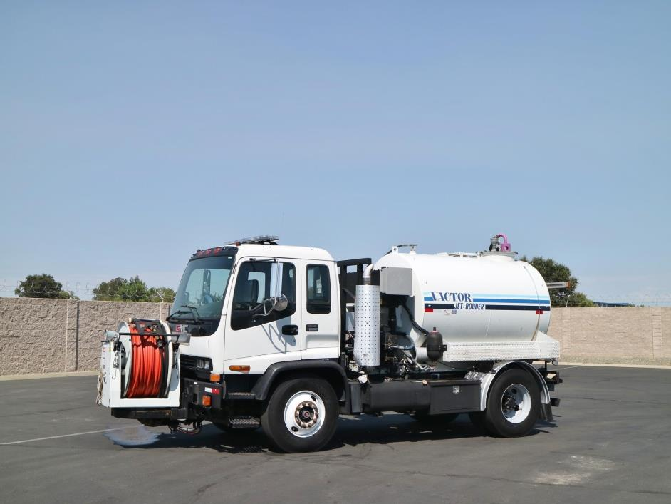 1999 Gmc T8500 Sewer Trucks