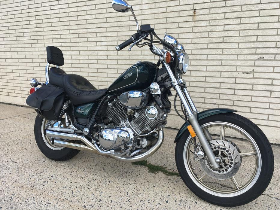 yamaha virago 750 motorcycles for sale in pennsylvania. Black Bedroom Furniture Sets. Home Design Ideas