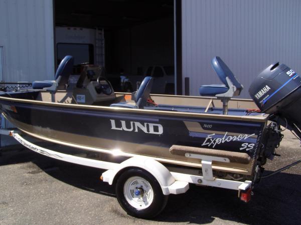1997 Lund EXPLORER 1600 SS