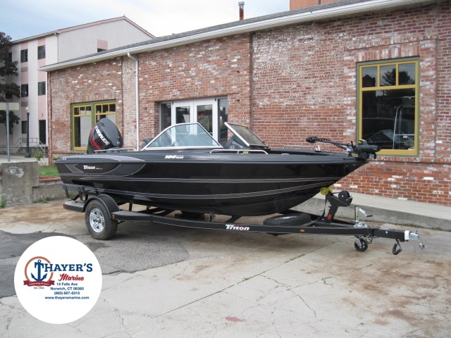2016 TRITON BOATS 186 Escape
