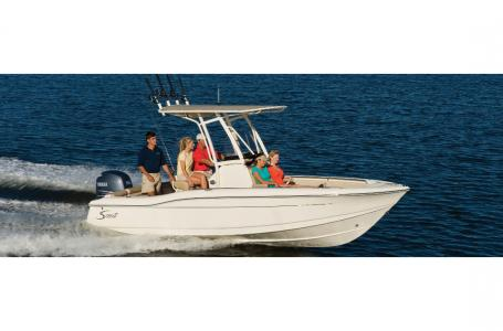 2016 Scout Boat Company 210XSF