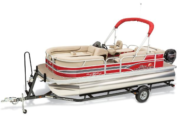 2015 Sun Tracker Party Barge 20 DLX