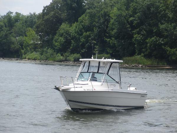 1998 Sea Swirl 2150 Striper