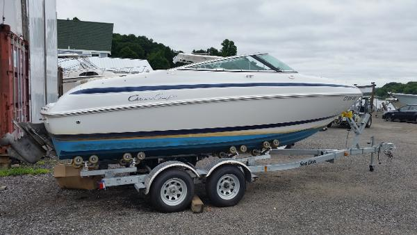 2001 Chris-Craft 210 Bowrider SS