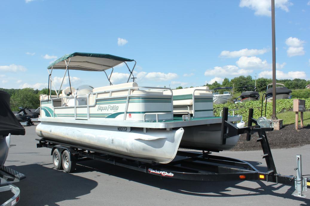Godfrey Aqua Patio Boats For Sale